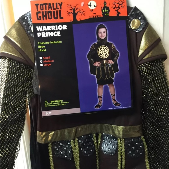 25/% off Male Renaissance Costume Size 6 As Is